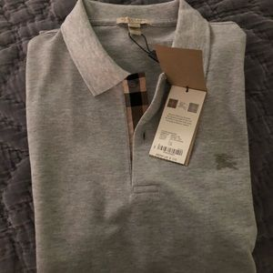 NWT Authentic Men's Burberry Shirt